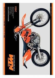 250 Exc Racing Manuals