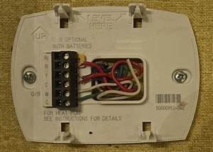What To Know About Thermostat C Wire  Wifi Thermostat  2 Wire Furnace Thermostat