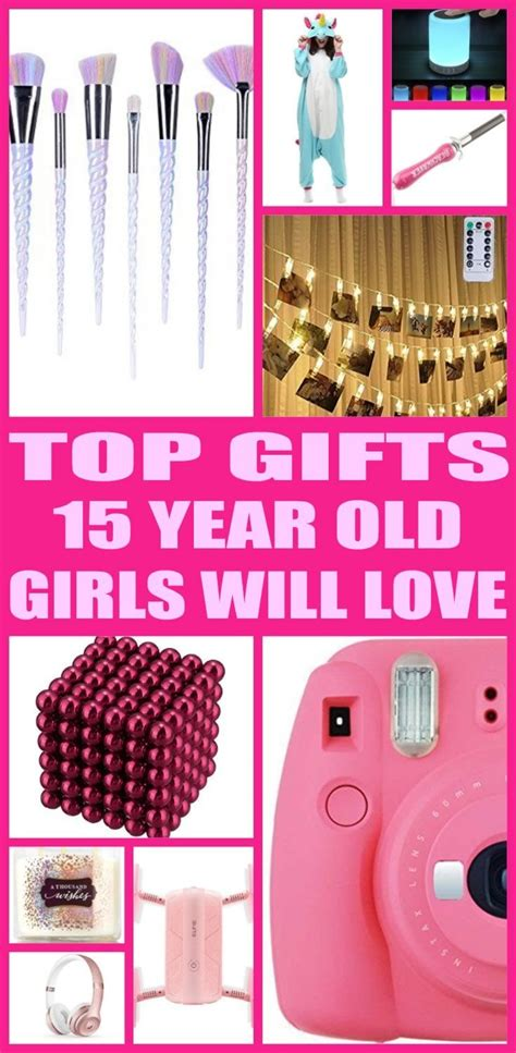 christmas gift girls fifteen years olds best gifts for 15 year gift guides 15 year