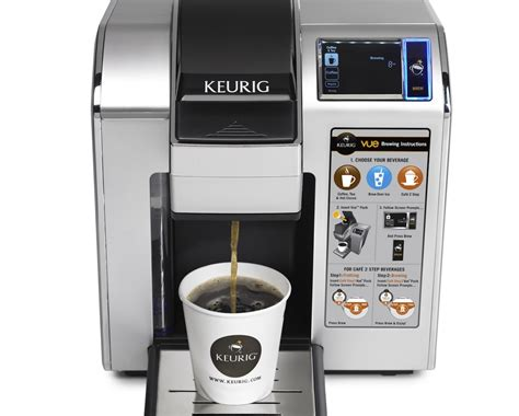 Keurig 2.0 pod DRM will lock out unofficial coffee pods   SlashGear