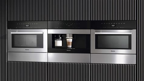 Miele cva615ss 24 inch whole bean built in coffee system with adjule grinder settings patented brewing unit stainless steel. Bean-to-cup | Automatic Coffee Machine Features | Miele