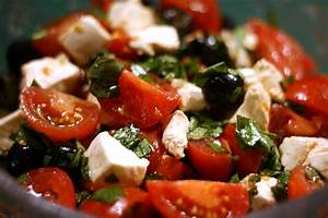 Insalata Caprese, Family Style Meals For My Mother In Law
