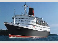 Cunard Cruises Caronia Description