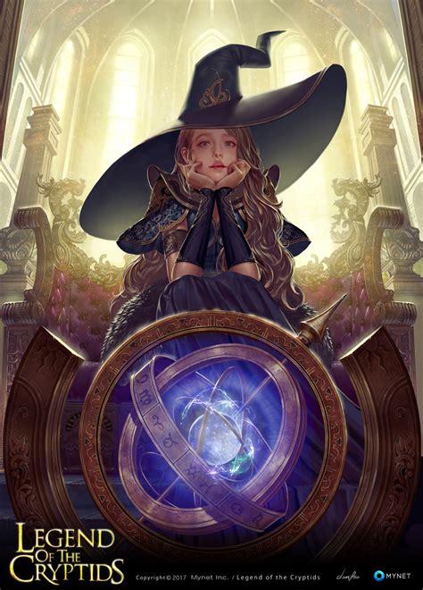 Artstation  Legend Of The Cryptids, Donfoo