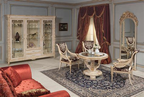 living room louis xvi style vimercati classic furniture