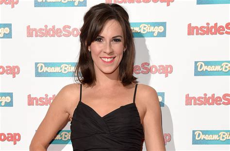 emmerdale star verity rushworth announces shes