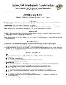 college student athlete resume template hs resume