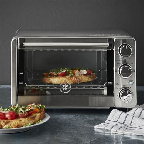 Williams Sonoma Open Kitchen Toaster Oven   Williams Sonoma