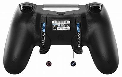 Ps4 Scuf Controller Paddles Controllers Xbox Infinity4ps
