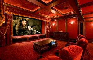 35 modern media room designs that will blow you away With designing a home theater room
