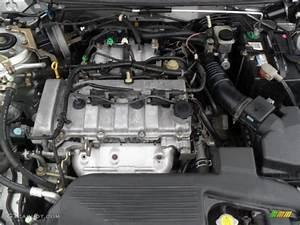 2002 Mazda Protege Lx 2 0 Liter Dohc 16v 4 Cylinder Engine