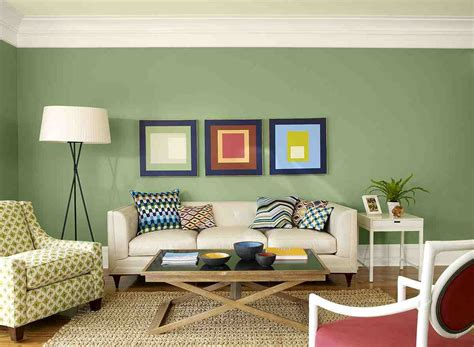 Paint Color Combinations For Living Room Decor