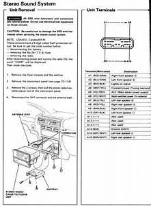 1990 Acura Integra Radio Wiring Diagram