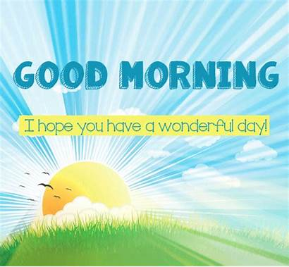 Morning Wonderful Hope Card Greetings Cards 123greetings