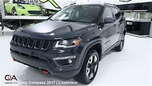 Essai Jeep Compass 2017 : 2017 jeep compass l ext rieur essai complet 1 10 youtube ~ Medecine-chirurgie-esthetiques.com Avis de Voitures