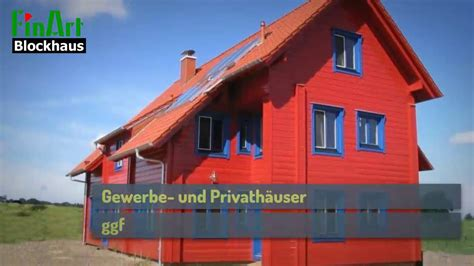Blockhaus Bungalow Fertighaus by Finart Haus Gmbh Bungalow Fertighaus Blockhaus Holzhaus