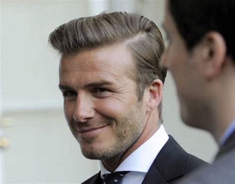 Slick Side Parting Hairstyles
