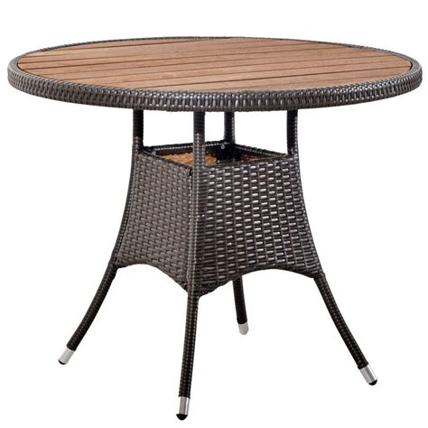 chaise en r sine tress e beautiful table de jardin resine tressee marron pictures