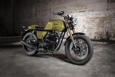 Cleveland Cyclewerks Ace Picture by Cleveland Cyclewerks To Launch Motorcyle In India In