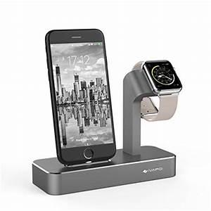 Ladestation Für Handy : ivapo ladestation f r apple watch und iphone ~ Watch28wear.com Haus und Dekorationen