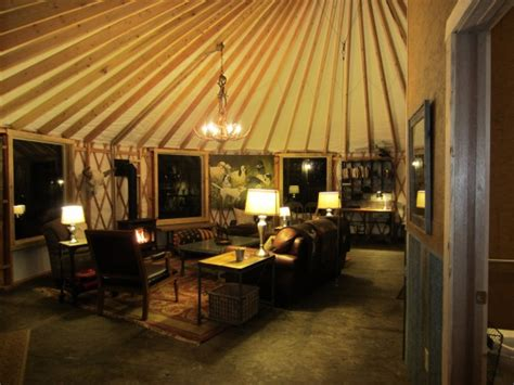 A Yurt Community About Yurts