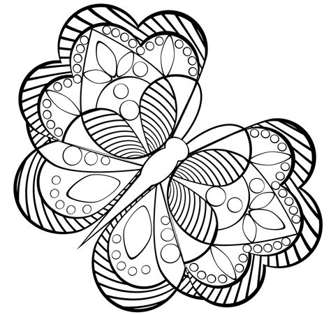 Printable Advanced Coloring Pages For Adults Gianfreda