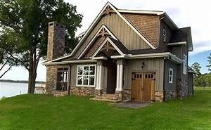 Awesome, Cottage, Exterior, Colors, Schemes, Ideas008