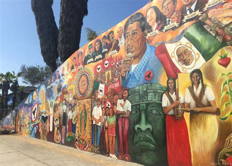 chicano park murals targeted as experiencing chicano park in the kia soul ev pearmama