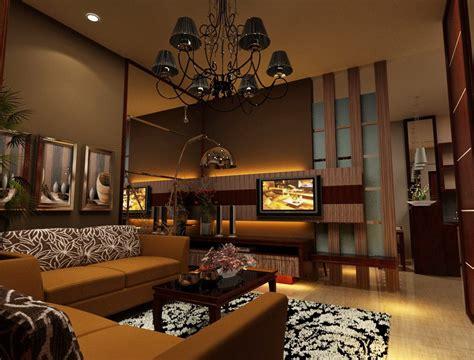 Gambar Dari Dekorasi Rumah Klasik Modern Ruang Tamu