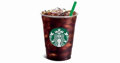 Starbucks Cold Brew Drinks Iced Drink Coffees
