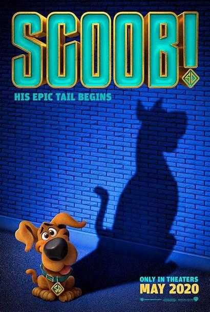 Scoob Poster Teaser Trailer Official