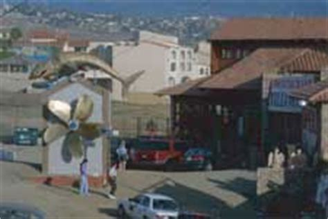 villa ortegas restaurant  puerto nuevo baja california