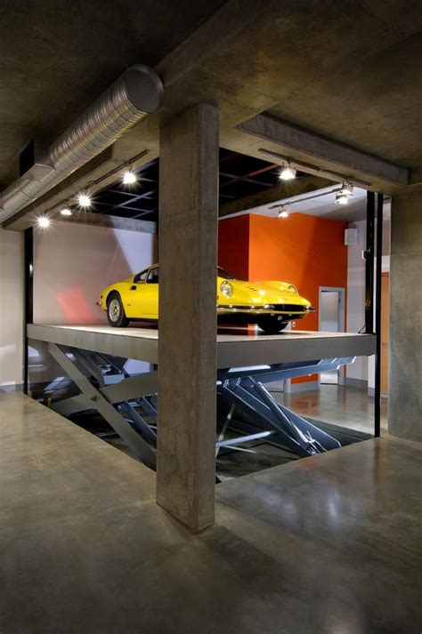 luxuryhomes tiefgarage traumgarage garage