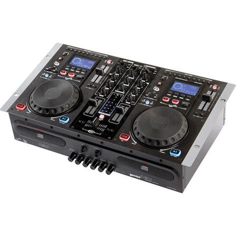 Gemini Cdm3700g Dual Cd And Karaoke Cd Playermixer Cdm3700g