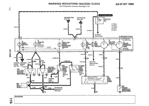 sl brake electrical diagram needed mercedes benz forum