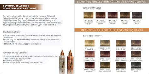 Clairol Beautiful Collection Semi-permanent Moisturizing