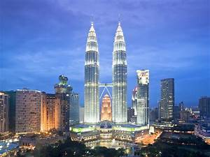 Petronas Towers Building Wallpaper