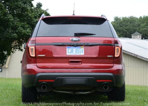 rear     ford explorer sport torque news