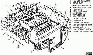 2001 Cadillac Deville North Star Engine Diagram