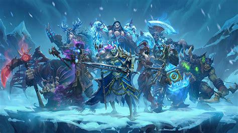 image hearthstone heroes  warcraft swords warrior
