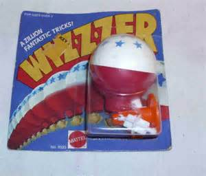 Mattel Whizzer Top Toy