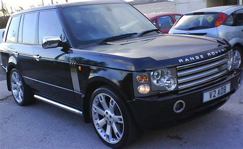 Land Rover Range Rover Picture by 2006 Land Rover Range Rover Sport Pictures Cargurus