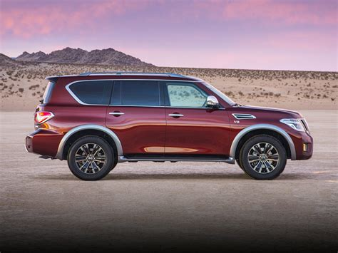 New 2018 Nissan Armada  Price, Photos, Reviews, Safety