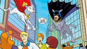 Scooby-Doo Stars in a Crisis on Infinite Mutts With Krypto ...