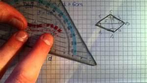 Geometrie Berechnen : geometrie drachenviereck konstruieren und berechnen mathematik leicht gemacht youtube ~ Themetempest.com Abrechnung