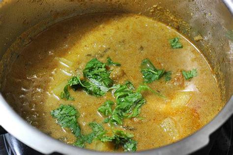 potato kurma recipe aloo kurma recipe  chapathi