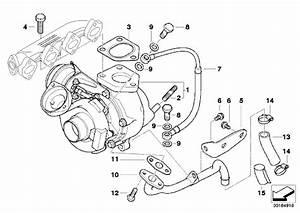 Schema Demontage Turbo Bmw 320d E46