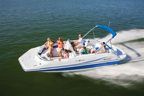 2014 Hurricane Boat by Research 2014 Hurricane Deck Boats Ss 202 Io On Iboats
