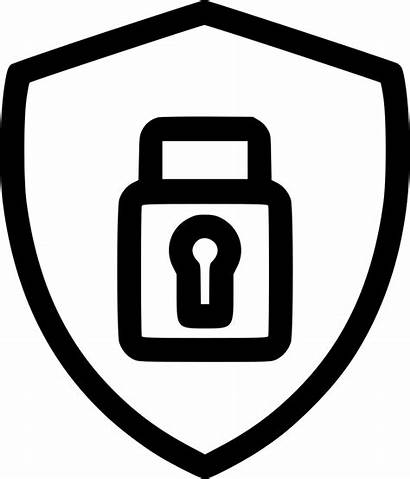 Safe Icon Secure Encryption Svg Solutions Ups