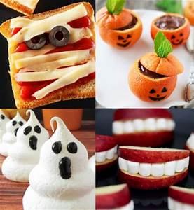 Idée Pour Halloween : recettes halloween ~ Melissatoandfro.com Idées de Décoration